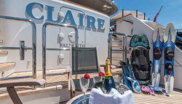 Claire Charter Yacht - 5