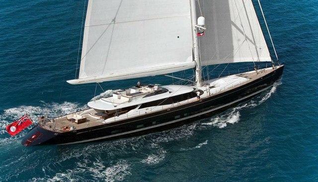 Prana Charter Yacht
