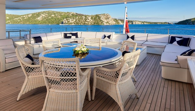 Reve D'or Charter Yacht - 7