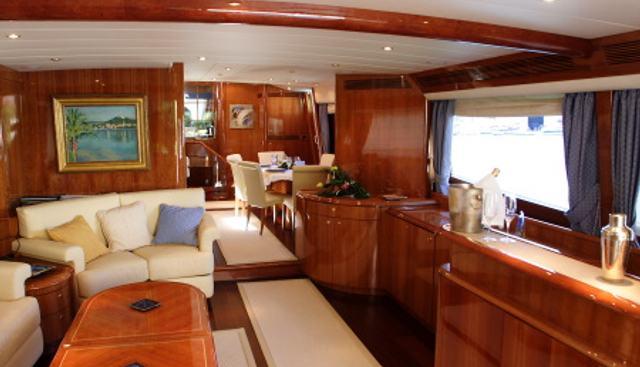 Blue Deep Charter Yacht - 5