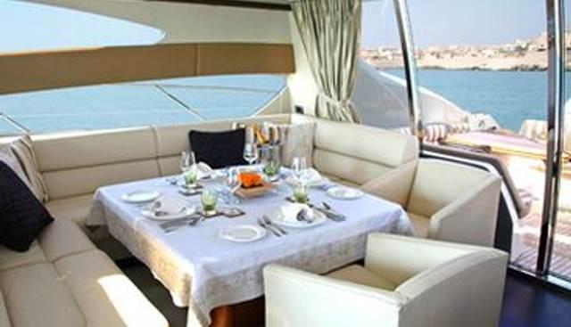 Amadeus Charter Yacht - 7
