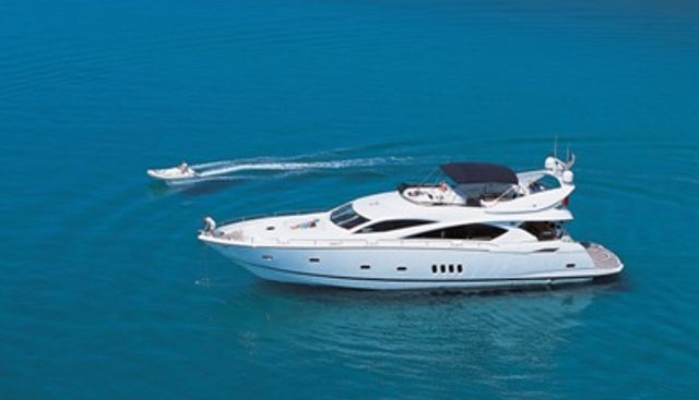 Serenity Charter Yacht - 2