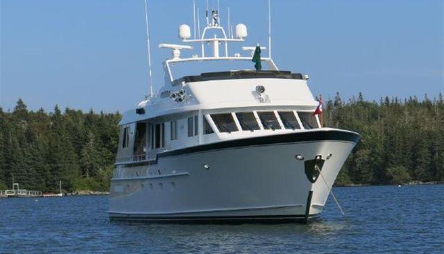 Cherokee Charter Yacht - 7