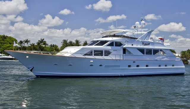 Picasso Charter Yacht