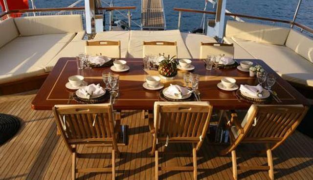 Aegean Schatz  Charter Yacht - 6