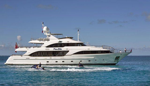 Believe Charter Yacht
