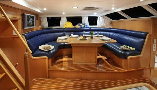 Ke Ama II Charter Yacht - 4