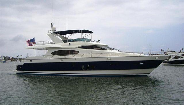 Zsi Zsi Charter Yacht