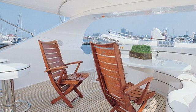 Sashay Charter Yacht - 6