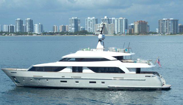 Belle Charter Yacht - 5