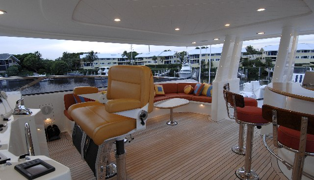 Checked Out Charter Yacht - 2