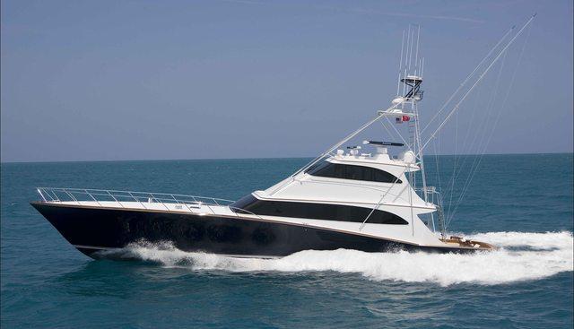 Patsea VII Charter Yacht