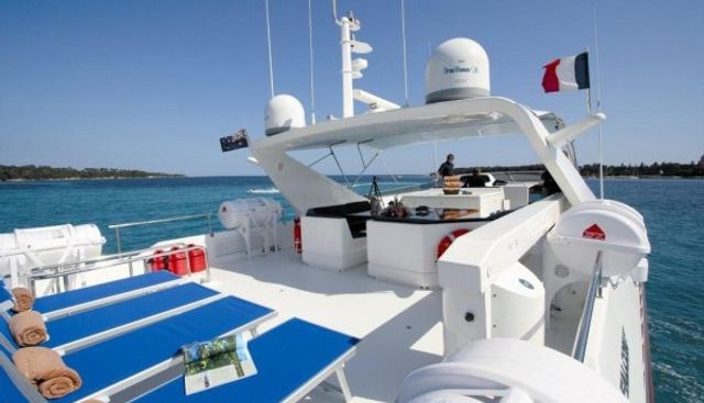 Monte Carlo Charter Yacht - 7