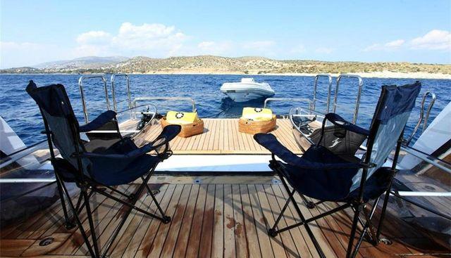 Magenta M Charter Yacht - 5