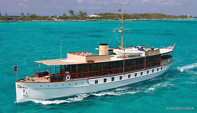 Freedom Charter Yacht