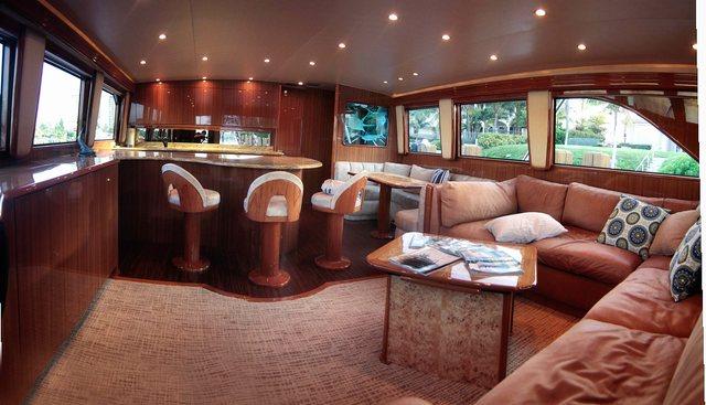 Away We Go Again Charter Yacht - 8