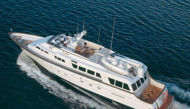 Fine Print Charter Yacht - 3