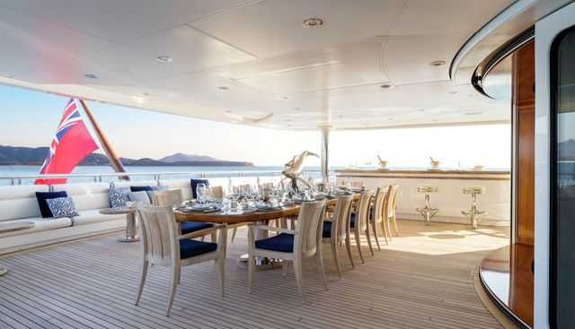 Titania Charter Yacht - 4