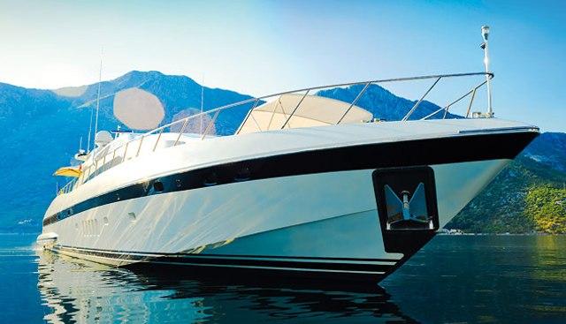 Negara Charter Yacht - 3