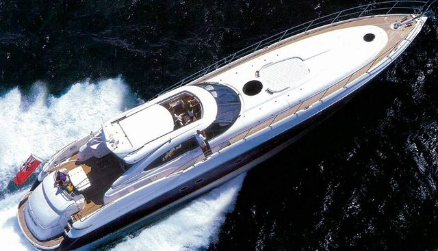 Agape Love Charter Yacht