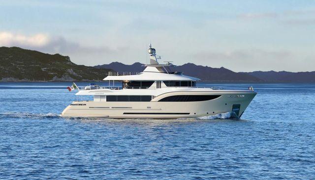 M33 Explorer Charter Yacht