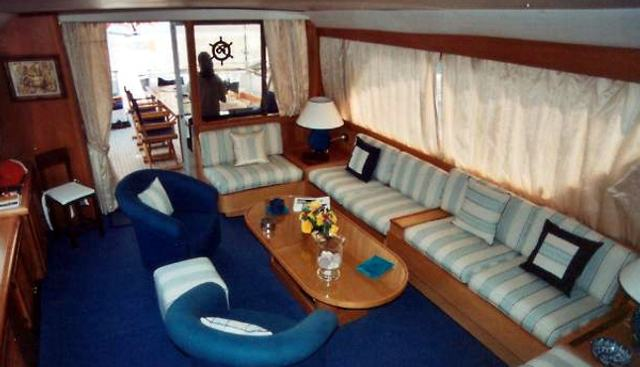 Imperial Princess Charter Yacht - 3