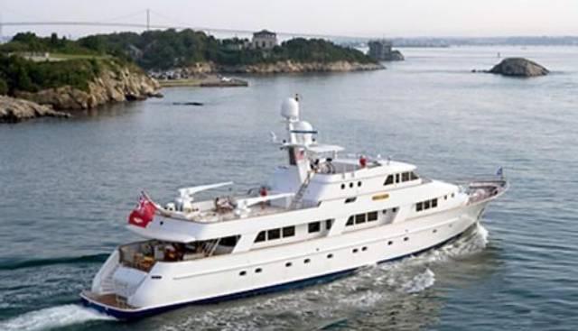 Rena Charter Yacht - 5
