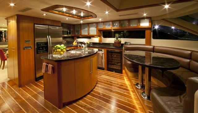 Octane Charter Yacht - 6