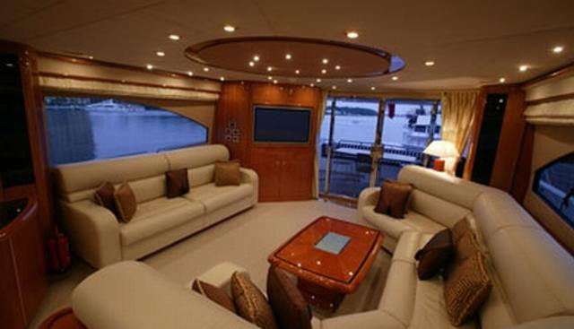 Pearl  Charter Yacht - 4