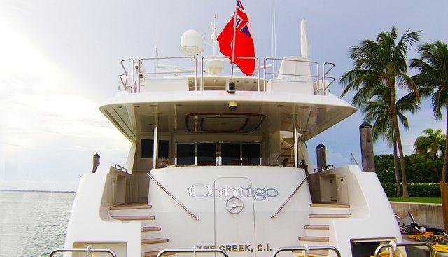 Rent Spent Charter Yacht - 6