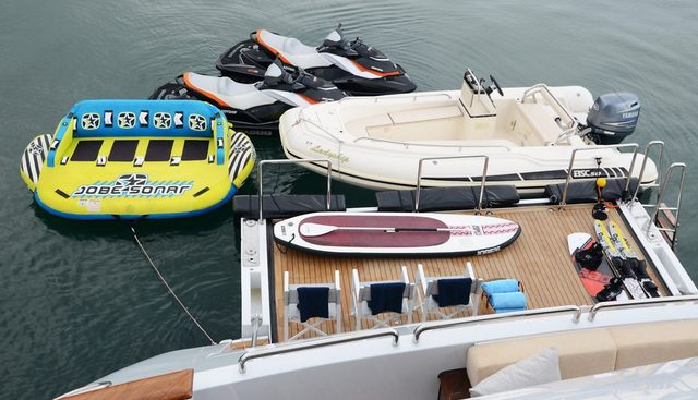 Ladyship Charter Yacht - 5