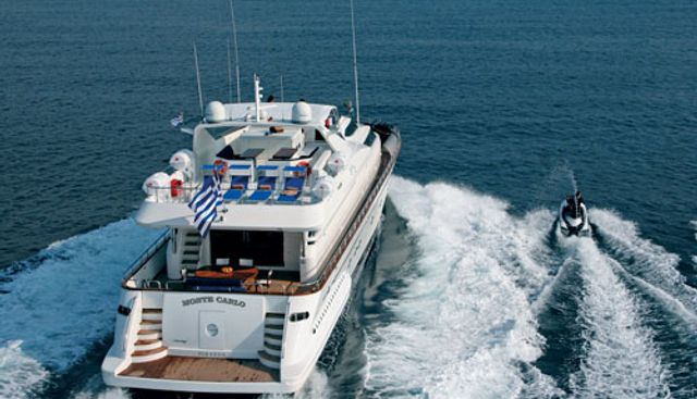 Monte Carlo Charter Yacht - 6