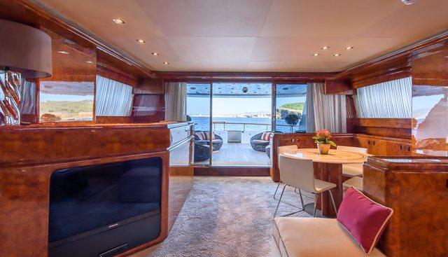 Paula III Charter Yacht - 8