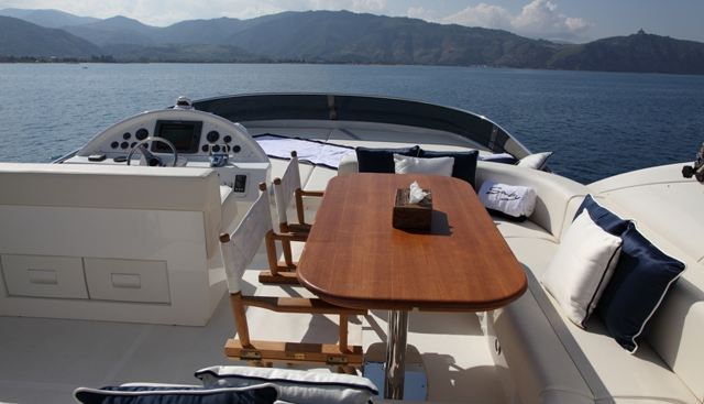 Gaby Charter Yacht - 4