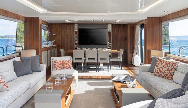 Hunky Dory Of London Charter Yacht - 7