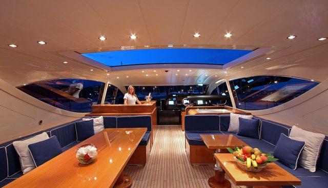 Cheetah Charter Yacht - 4