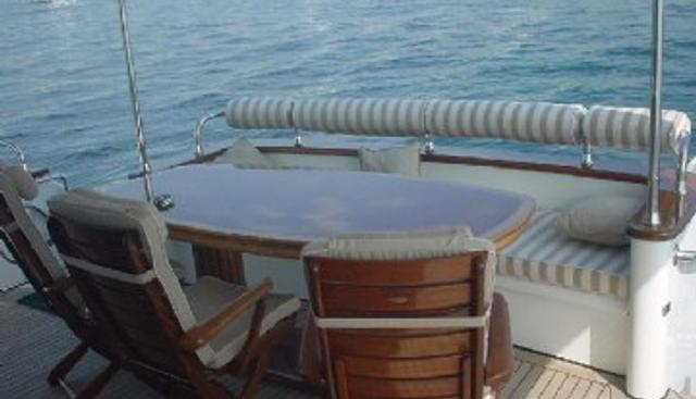 Megawatt Charter Yacht - 5