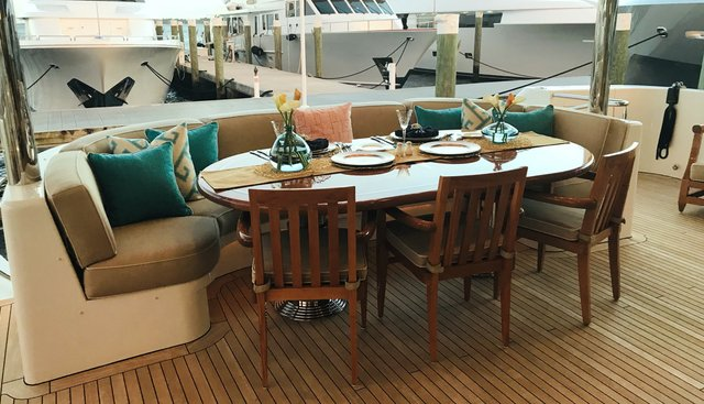Relentless Charter Yacht - 5