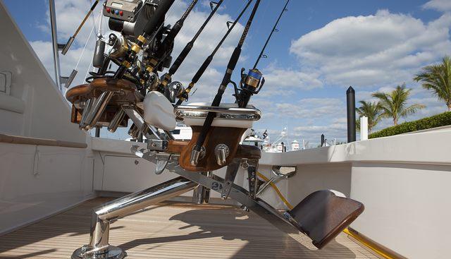 Zeus Charter Yacht - 4