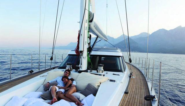 Patea Charter Yacht - 2