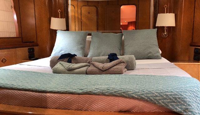 Furia Sexto Charter Yacht - 4