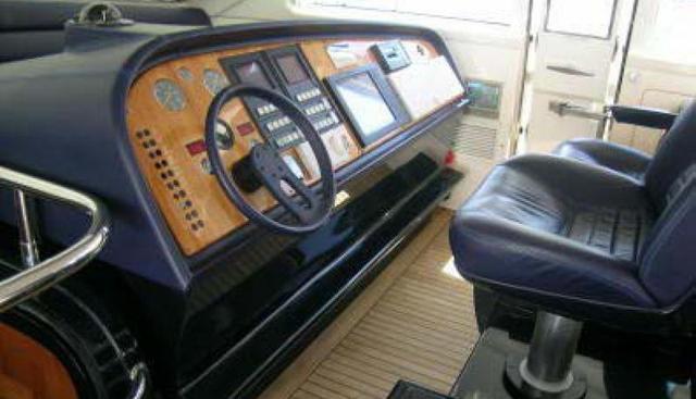 Splendida Charter Yacht - 4