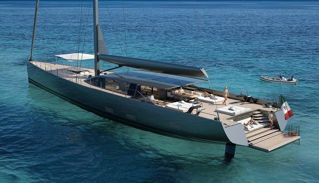 42M E-Volution #1 Charter Yacht - 4