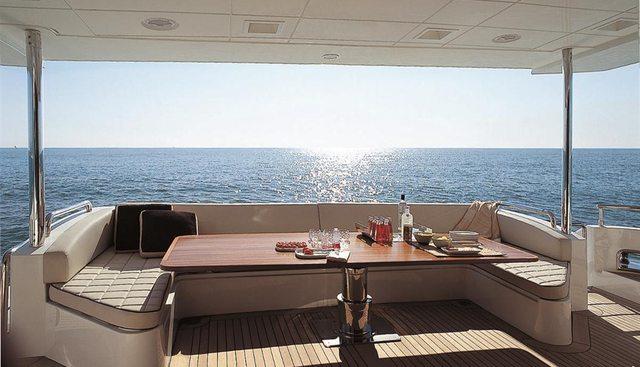 Mercedes Charter Yacht - 4