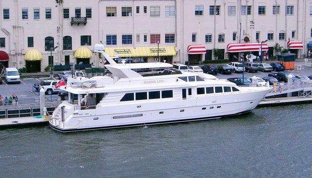 Diamond Lady Charter Yacht