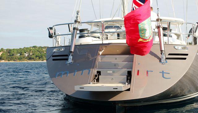 Miniskirt Charter Yacht - 4