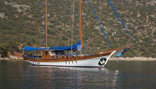 El Penor Charter Yacht