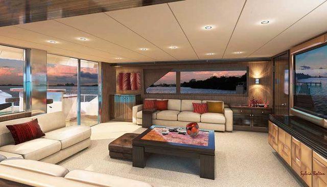 GLOBAL 104 Charter Yacht - 2