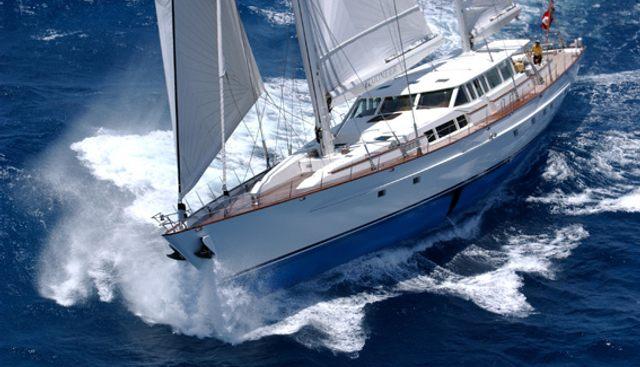 Catalina Charter Yacht - 2