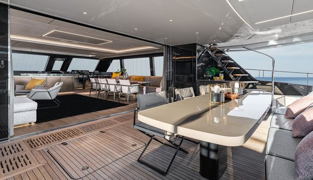 Otoctone 80 Charter Yacht - 3